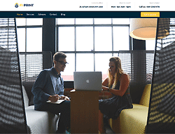 FI-PRINT LITE- Free WordPress theme