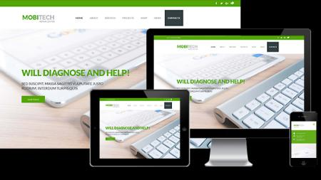 MEGAWP WordPress theme