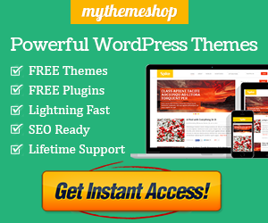 MyThemeShop WordPress themes