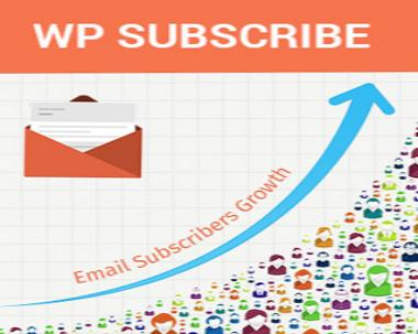 WP Subscribe Pro plugin has been updated