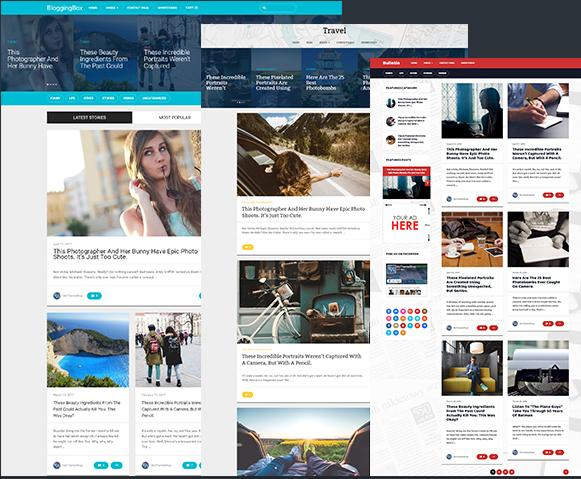 BloggingBox WordPress theme by MyThemeShop