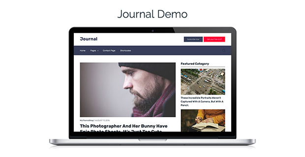 Clean-Journal-Demo