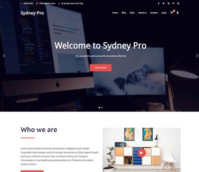 Sydney PRO is updated