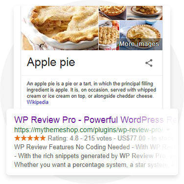 WP Review Pro – WordPress Plugin