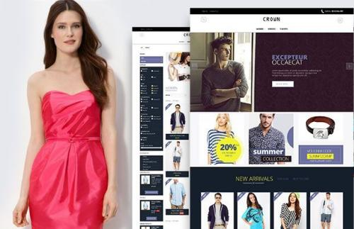 Crown – Responsive PrestaShop Theme