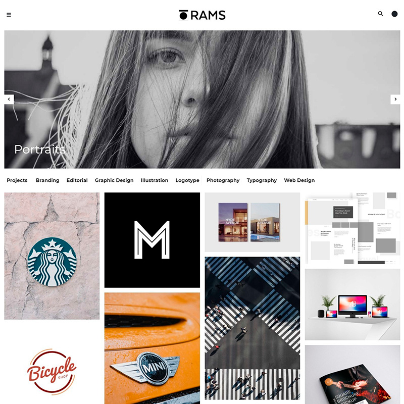 13 Portfolio ideas for your WordPress Site