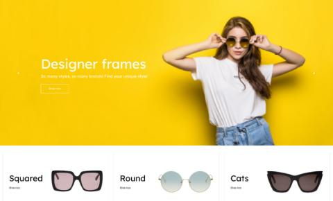 Best 5 Sunglasses Shopify eCommerce Themes